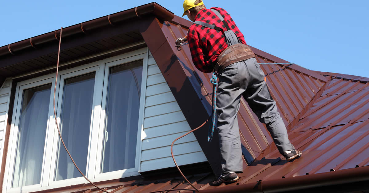A Metal Roof Has Much More Noise Than Asphalt Shingles