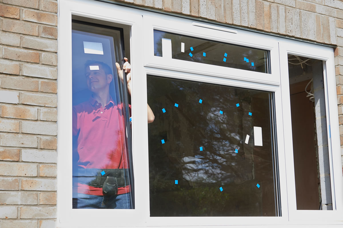 Should you install vinyl windows in ann arbor michigan for Installing vinyl windows